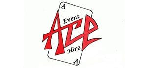 Sponsored by Ace Event Hire