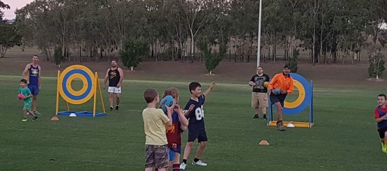Kids to soar with the mighty Ipswich Eagles