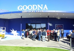 Goodna Services Club – Title Sponsor