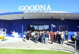 Goodna Services Club – Title Sponsor