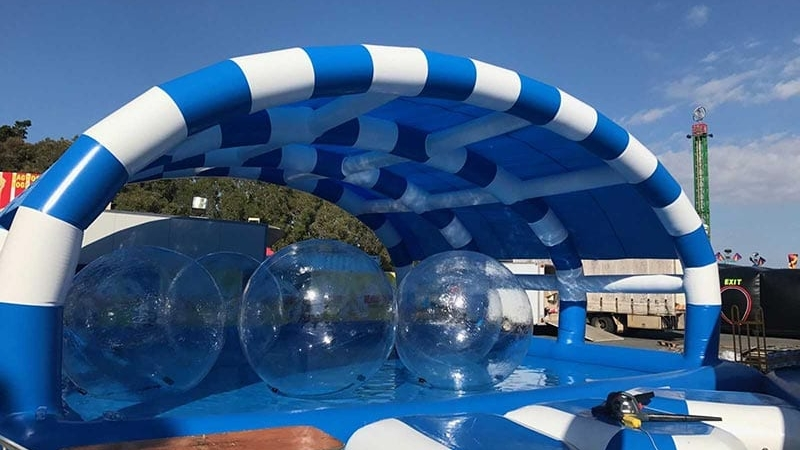Water Ball Attraction