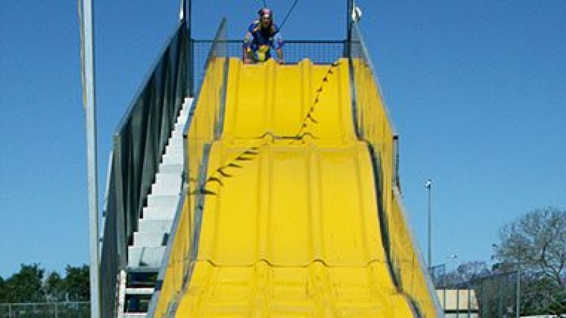 Giant Slide Ride