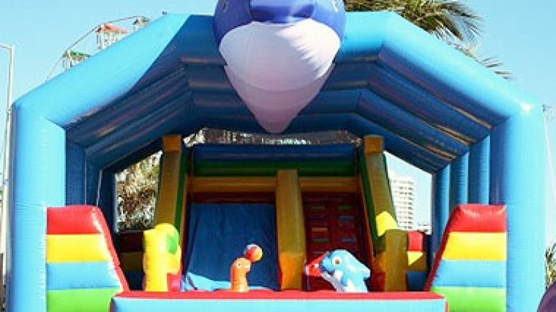 Jumping Castle Ride