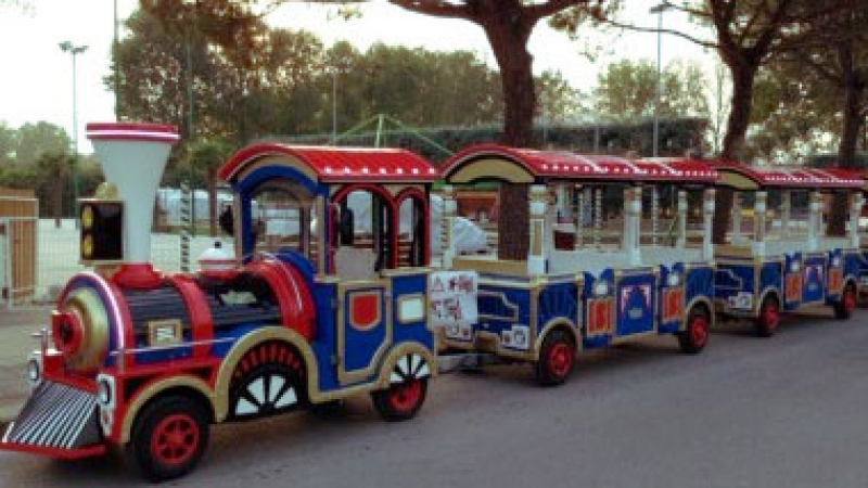 Land Train Ride