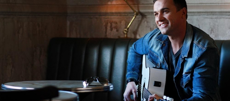 Shannon Noll – Aussie Icon to Rock Festival Stage in 2016